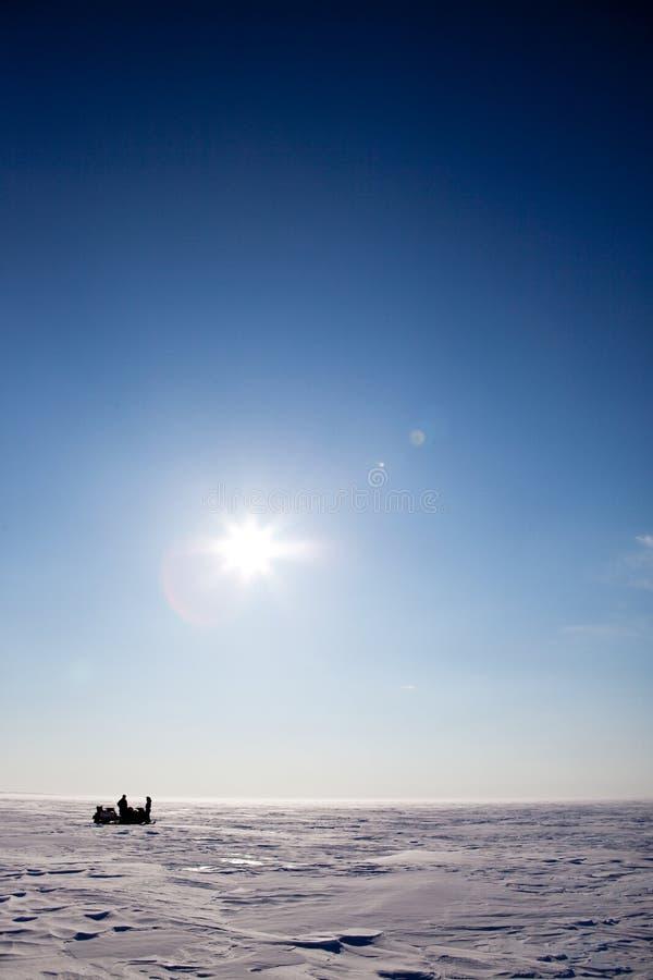 Download Frozen lake Winter stock image. Image of landscape, island - 9564601