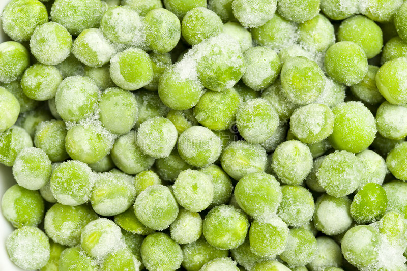 Download Frozen peas stock photo. Image of vegetable, vegetables - 6886568