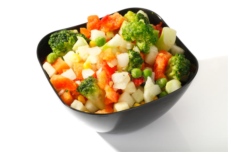 Download Frozen vegetables stock photo. Image of cauliflower, bell - 13541592