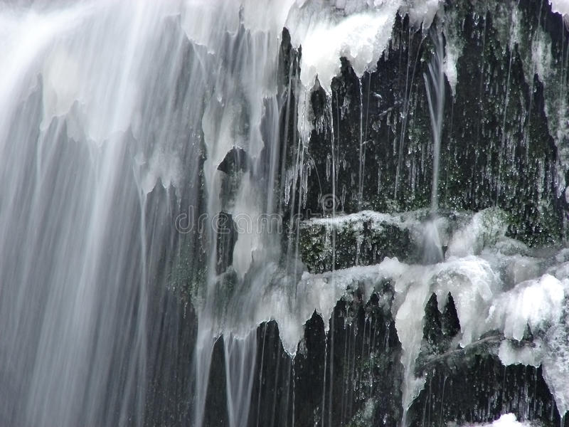 Download Frozen water fall stock image. Image of freeze, environment - 23055885