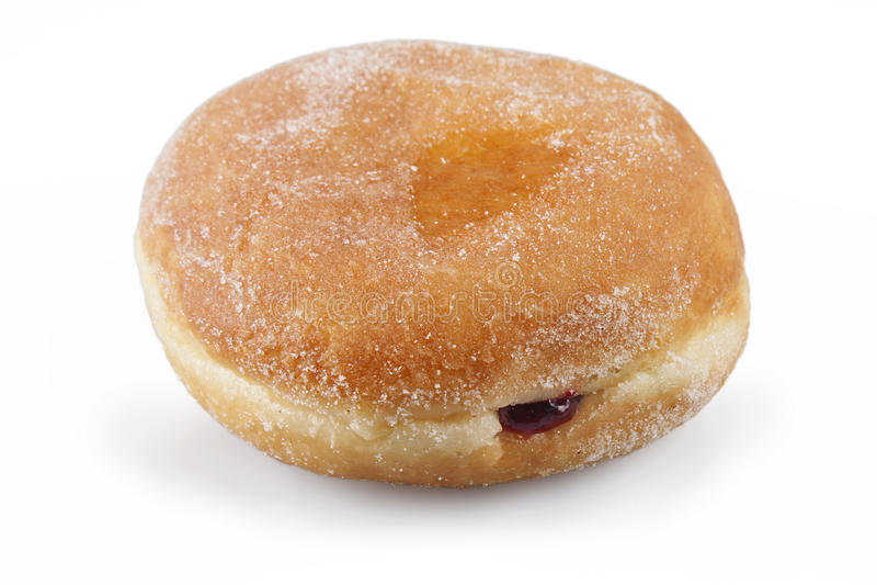 Frucht-Donut lizenzfreie stockfotografie