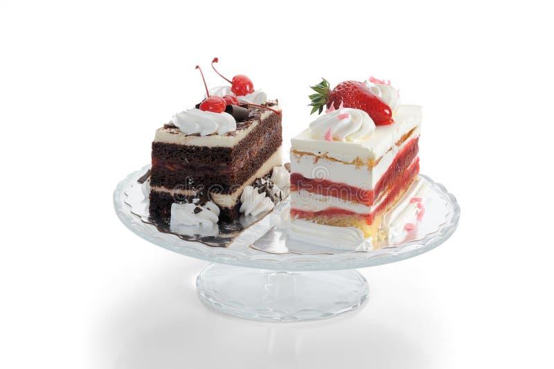 Download Frucht-Kuchen stockfoto. Bild von nahrung, abschluß, feinschmecker - 27727488