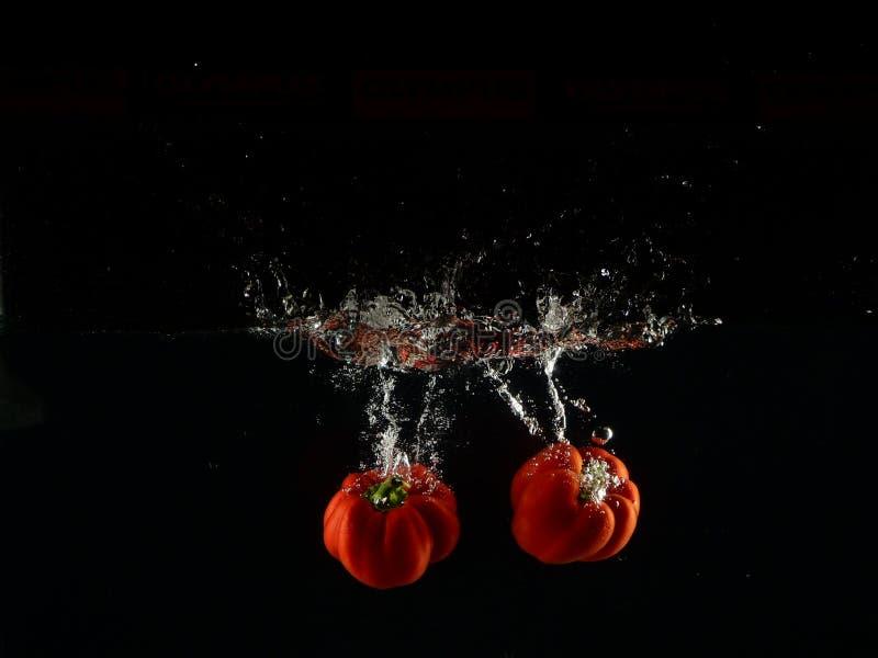 Frucht u. Gemüse lizenzfreie stockfotografie
