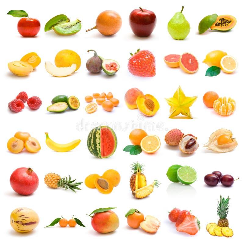 Fruchtansammlung lizenzfreies stockfoto
