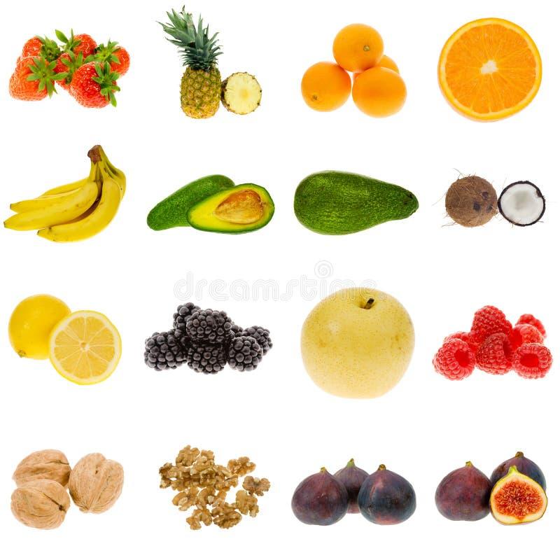 Fruchtansammlung stockbilder