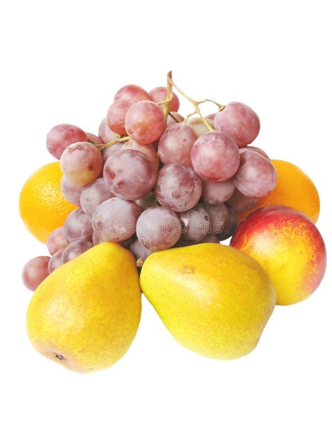 Fruchtaufbau lizenzfreie stockbilder