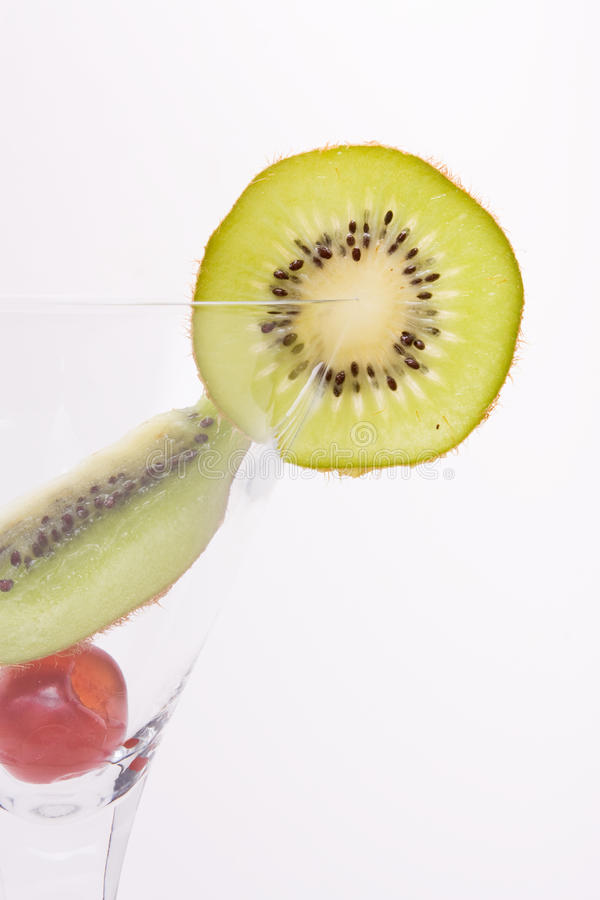 Fruchtcocktail stockbilder
