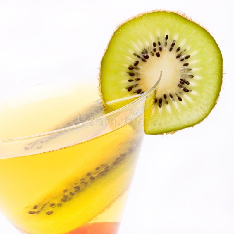 Fruchtcocktail stockbild
