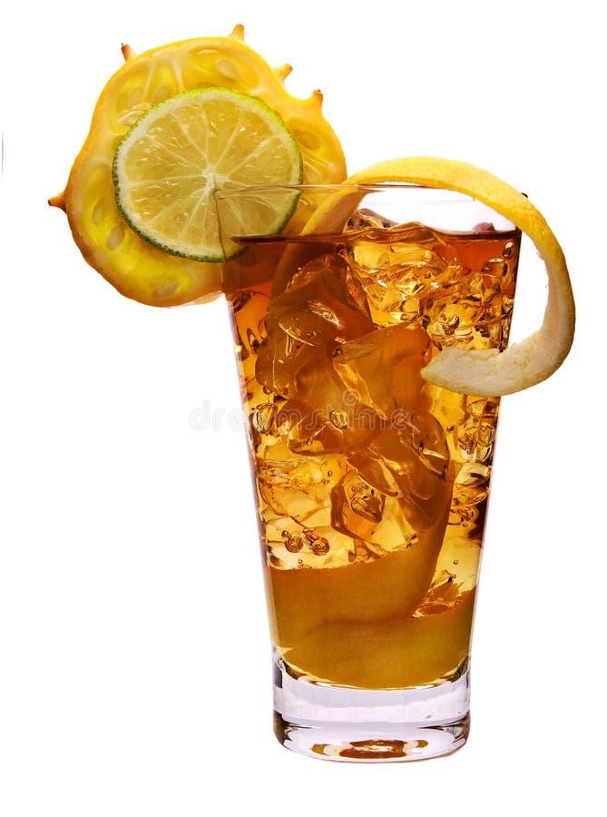 Fruchtiges Getränk stockbilder