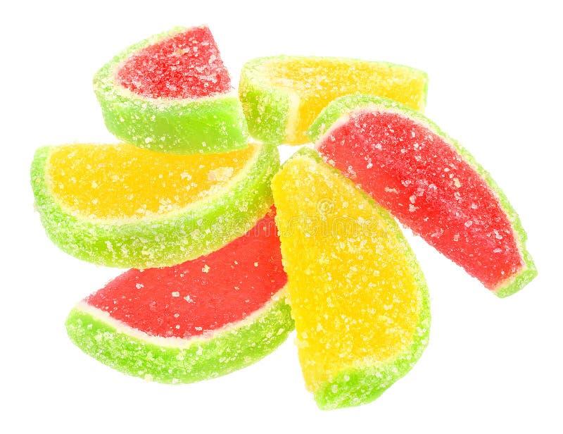 Fruchtsüßigkeit lizenzfreies stockfoto