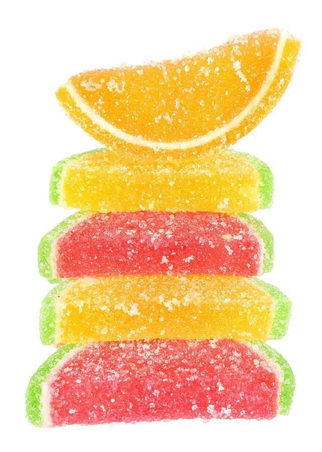 Fruchtsüßigkeit lizenzfreie stockfotografie