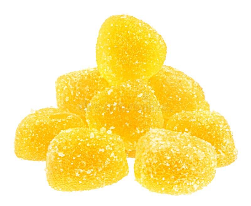 Fruchtsüßigkeit lizenzfreies stockbild