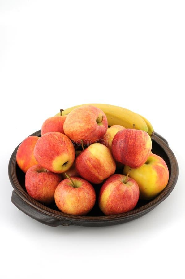 Fruchtschüssel stockbilder