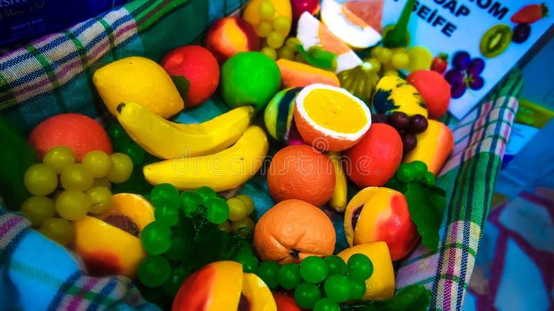 Fruchtseife stockfotografie