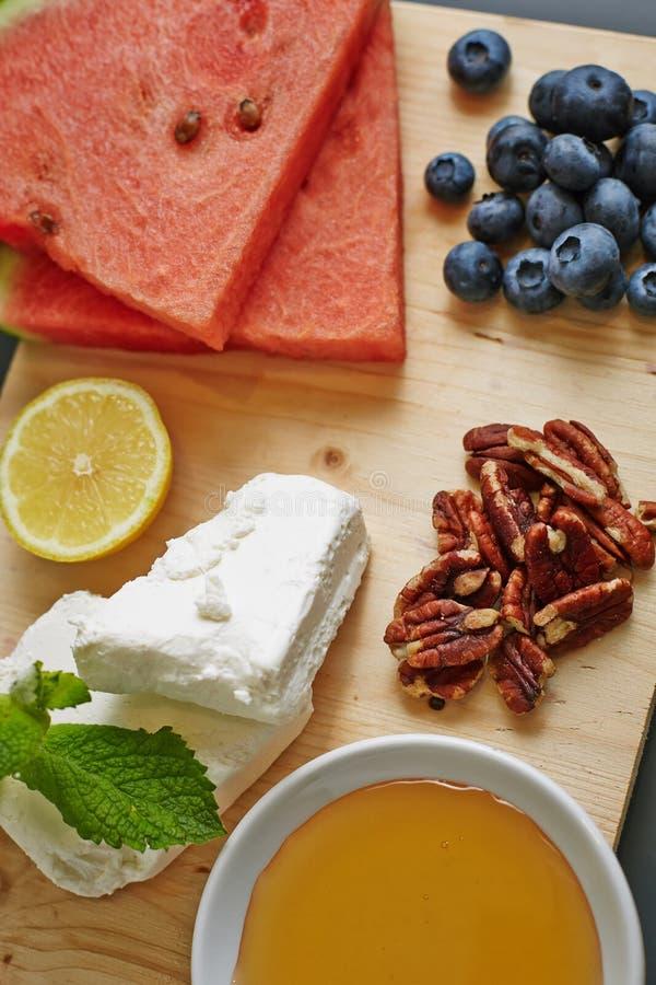 Fruchtstilllebenphotographie stockfoto
