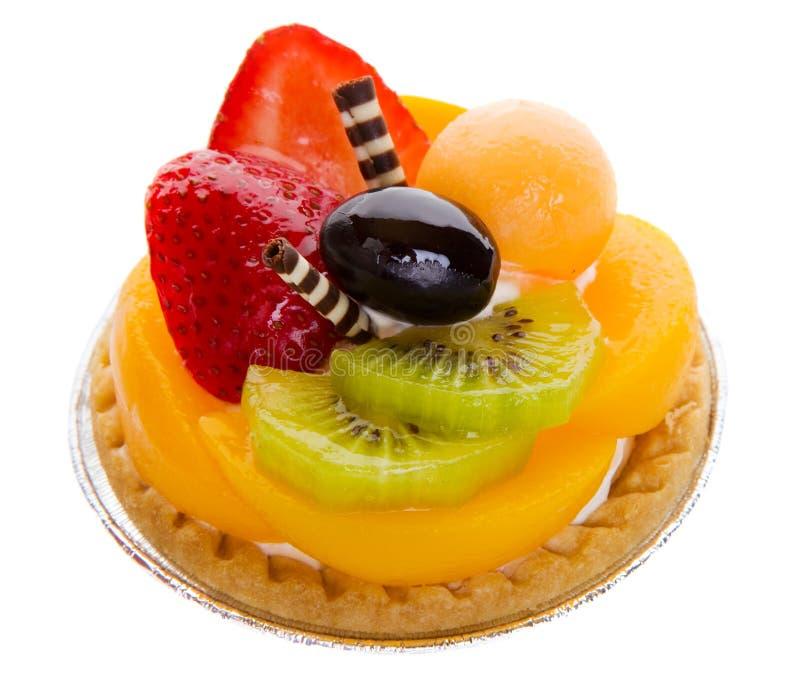 Fruchttörtchen stockbilder