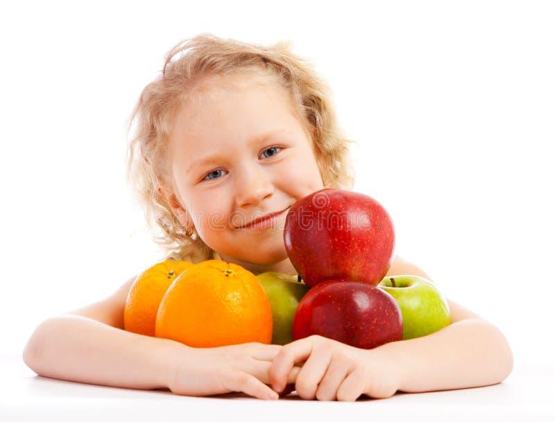 Download Fruit stock afbeelding. Afbeelding bestaande uit harmonie - 10779373