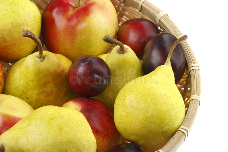 Download Fruit stock photo. Image of food, peach, apple, vitamins - 10909906