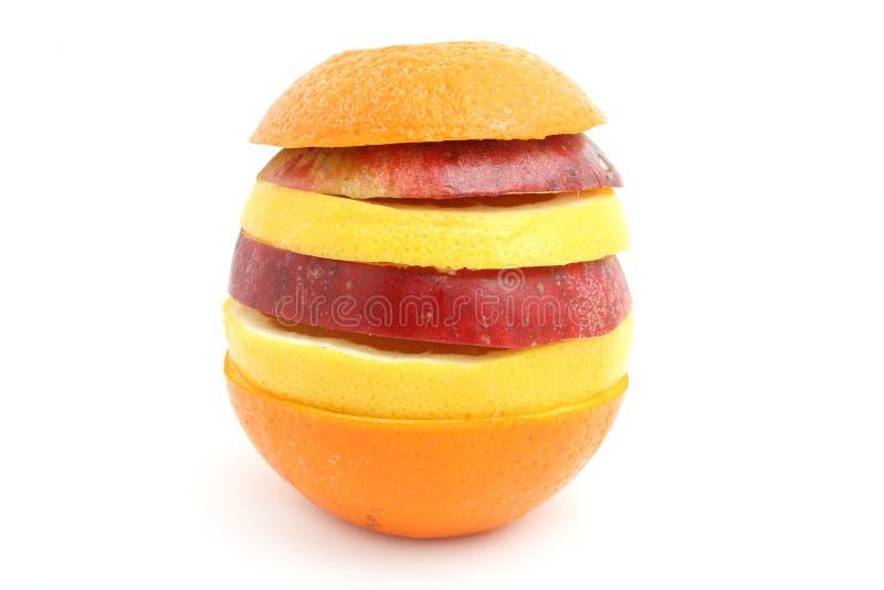 Download Fruit stock photo. Image of variety, colorful, lemon, slice - 7091806