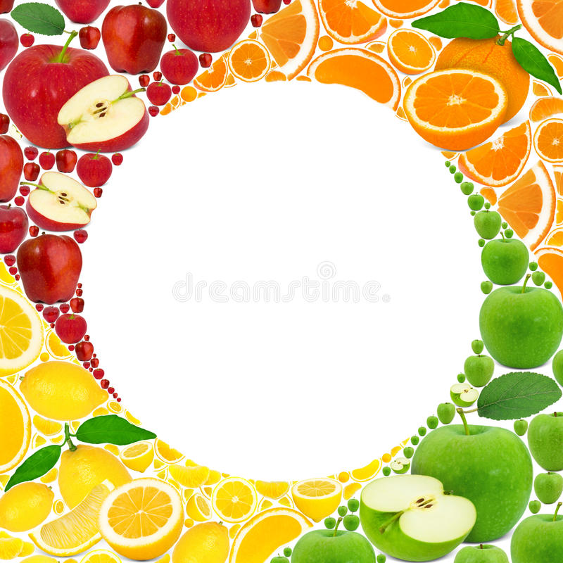 Fruit Abstract Royalty Free Stock Photos