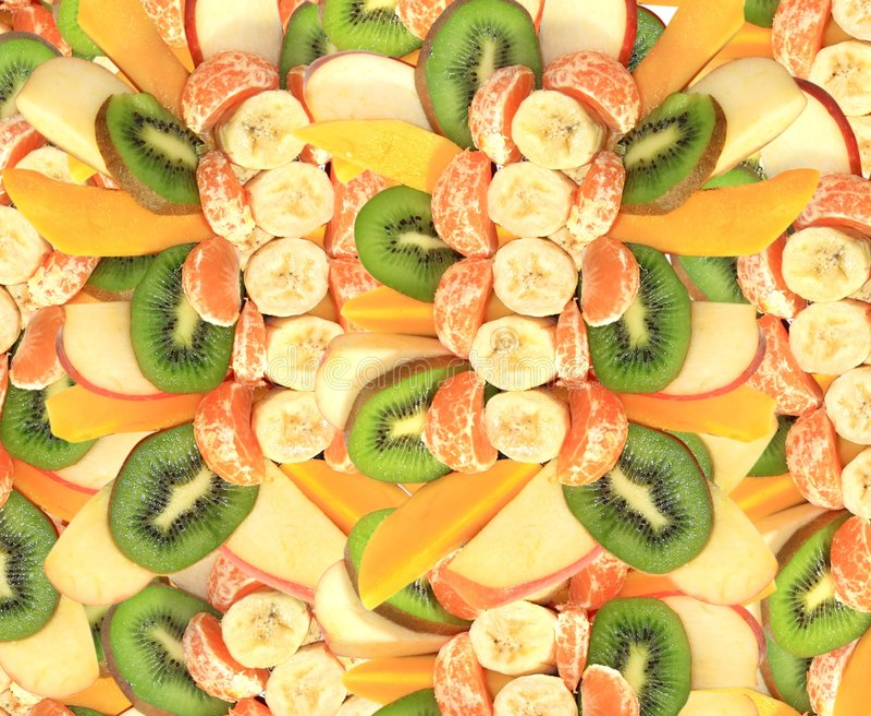 fruit assorti illustration stock