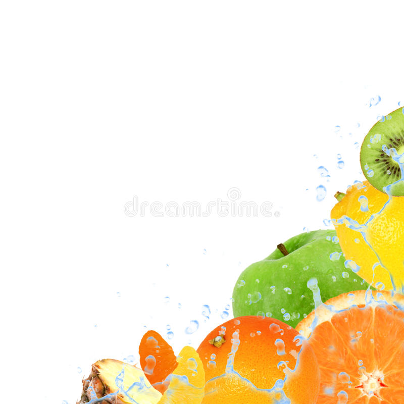 Fruit Background Stock Photos