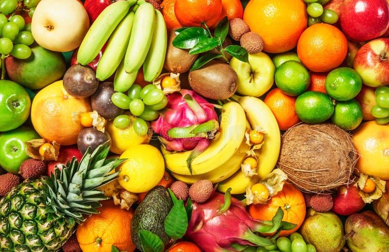 Fruit background royalty free stock photos