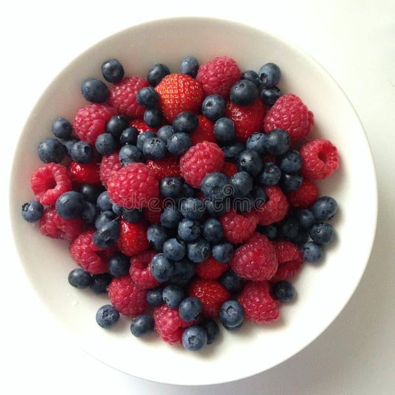 Fruit, Bes, Frutti Di Bosco, Voedsel royalty-vrije stock fotografie