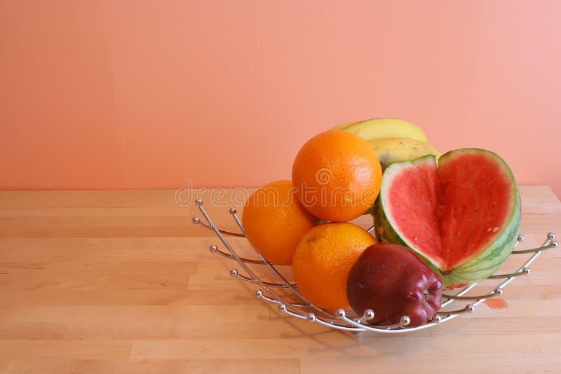 Download Fruit bowl stock photo. Image of fresh, kitchens, chrome - 2319426