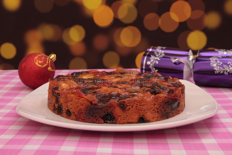 Download Fruit cake stock image. Image of fruit, holiday, food - 18112333