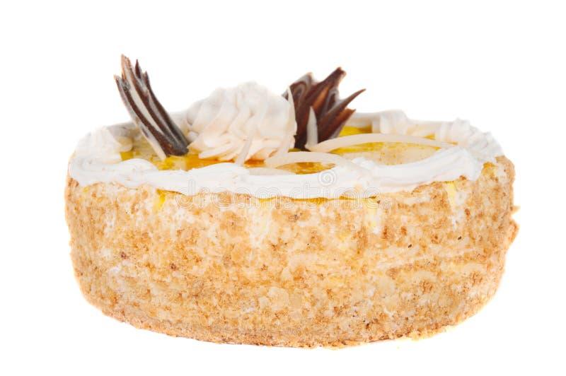 Download Fruit cake isolated stock image. Image of freshness, tasty - 23596259