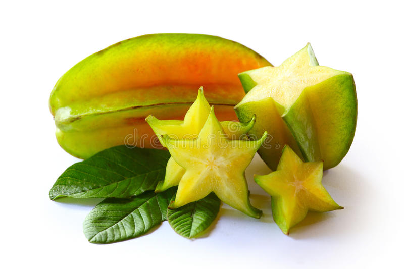 Fruit d'étoile image stock