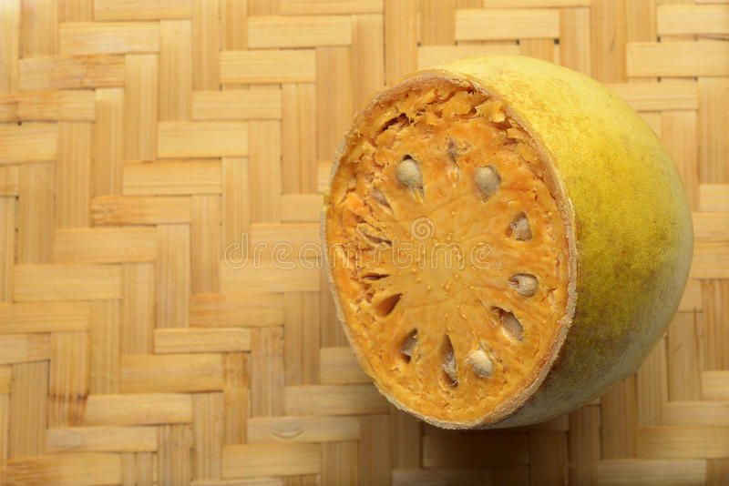 Fruit de Bael images stock