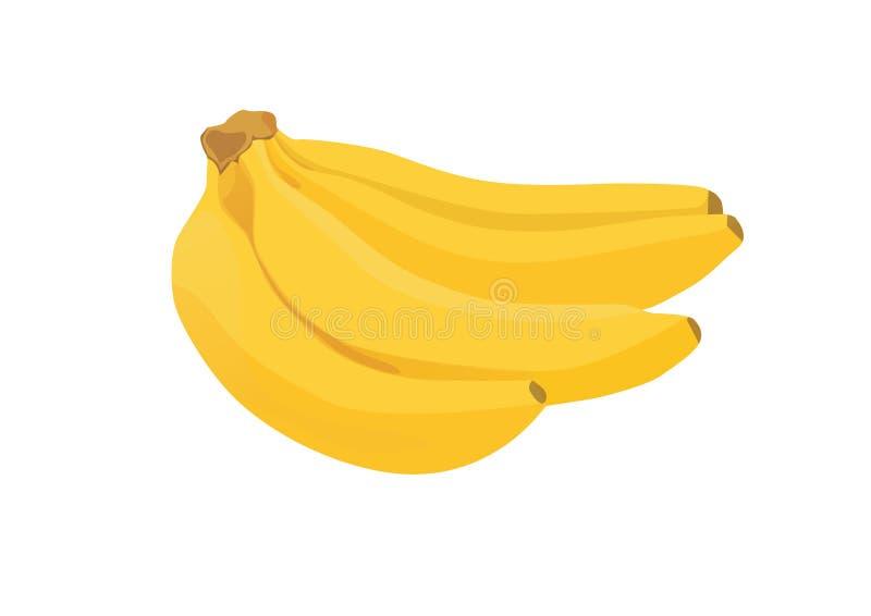 Fruit de banane image stock
