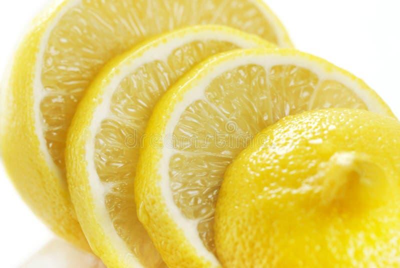 Fruit de citron image libre de droits