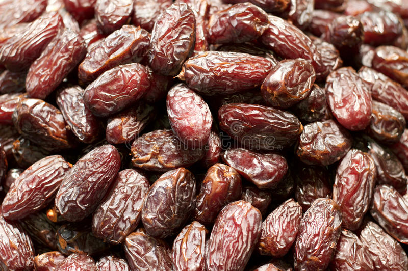 Fruit de dattes sèches photo libre de droits