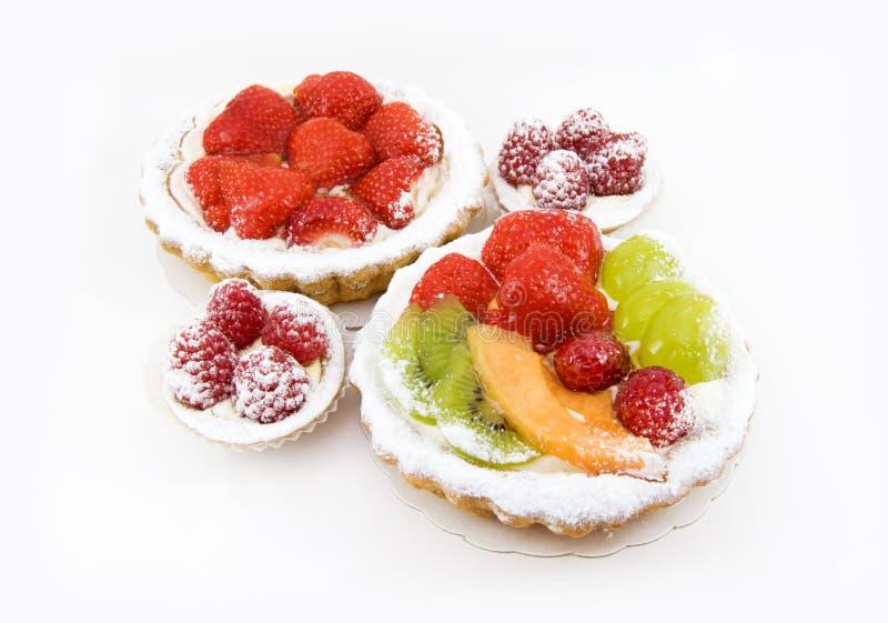 fruit de gâteaux images libres de droits