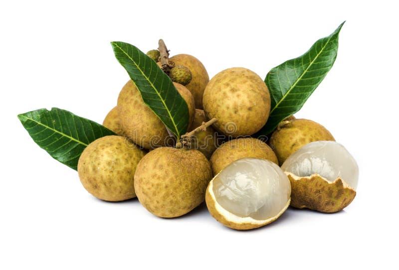 Fruit de Longan photographie stock