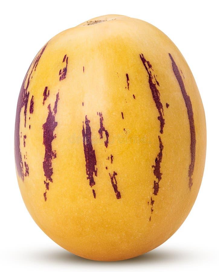Fruit de melon de Pepino photos libres de droits