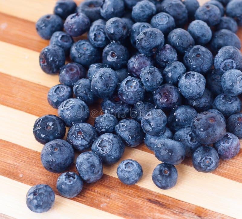 Fruit de myrtille photographie stock