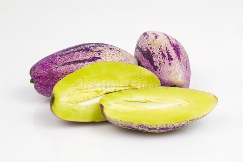 Fruit de Pepino image stock