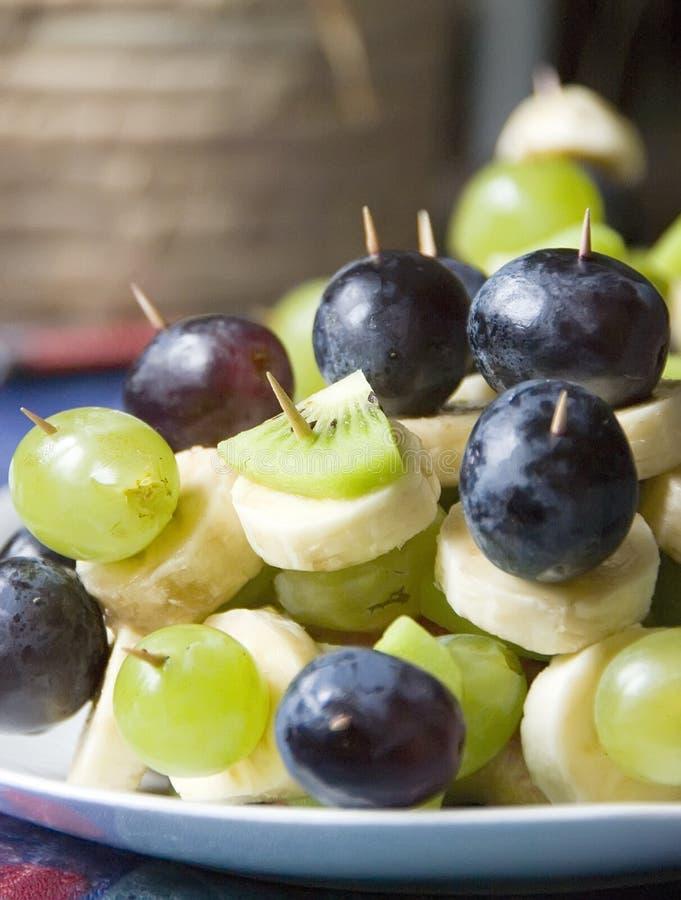 Fruit delicacies stock image