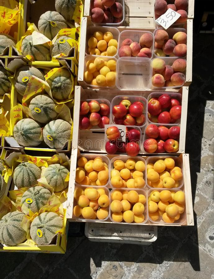 Fruit (different kinds) stock photos