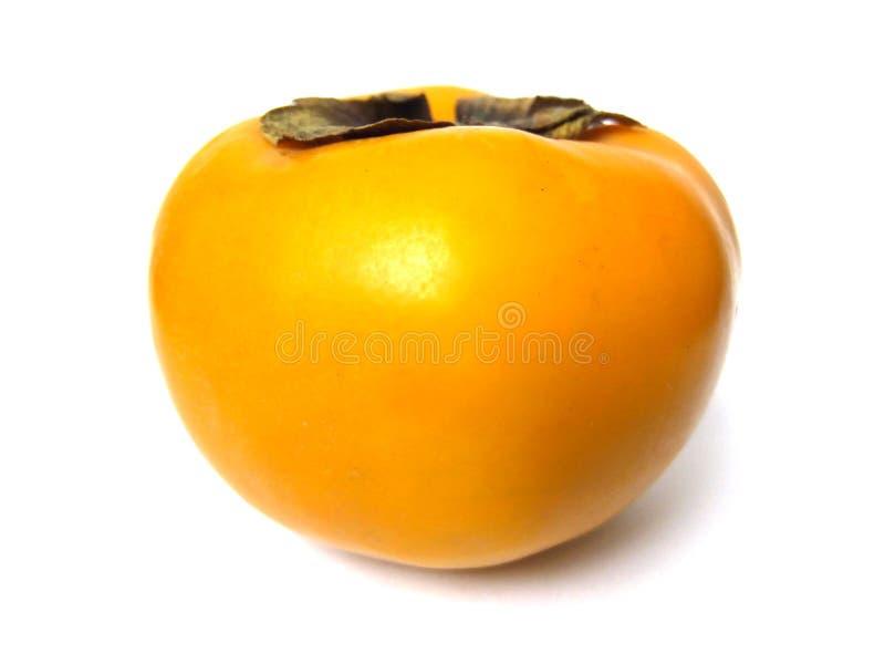 Fruit doux de kaki image stock