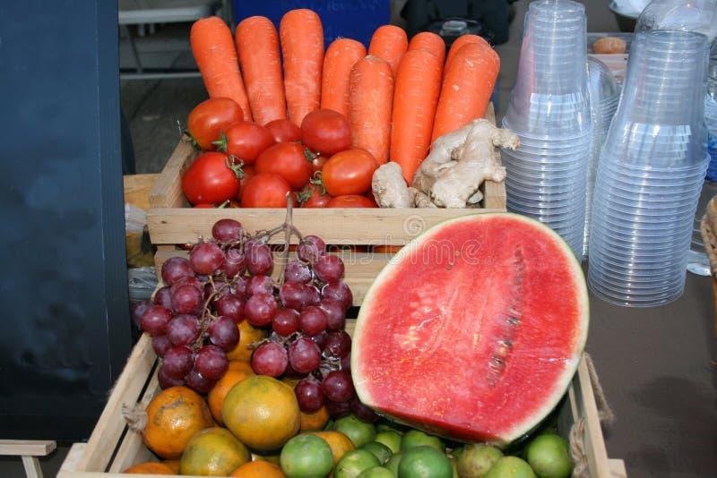 Fruit, fermé au fruit de mélange photographie stock libre de droits