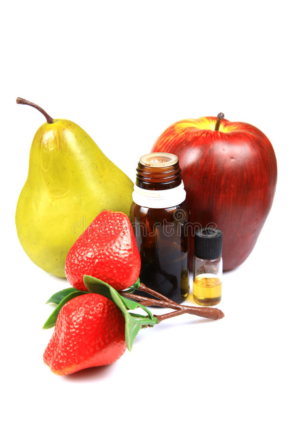 Free Fruit Flavour Concentrates Stock Images - 20593614