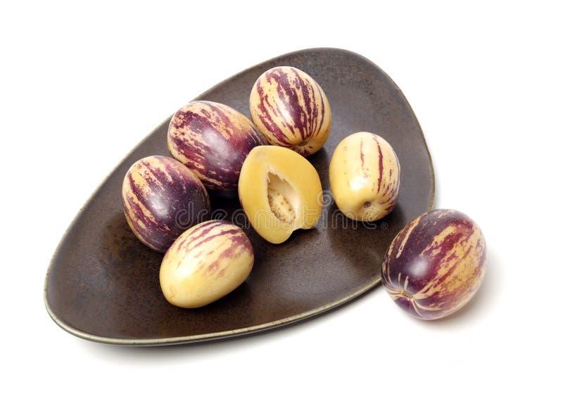 Fruit frais de pepino photo stock