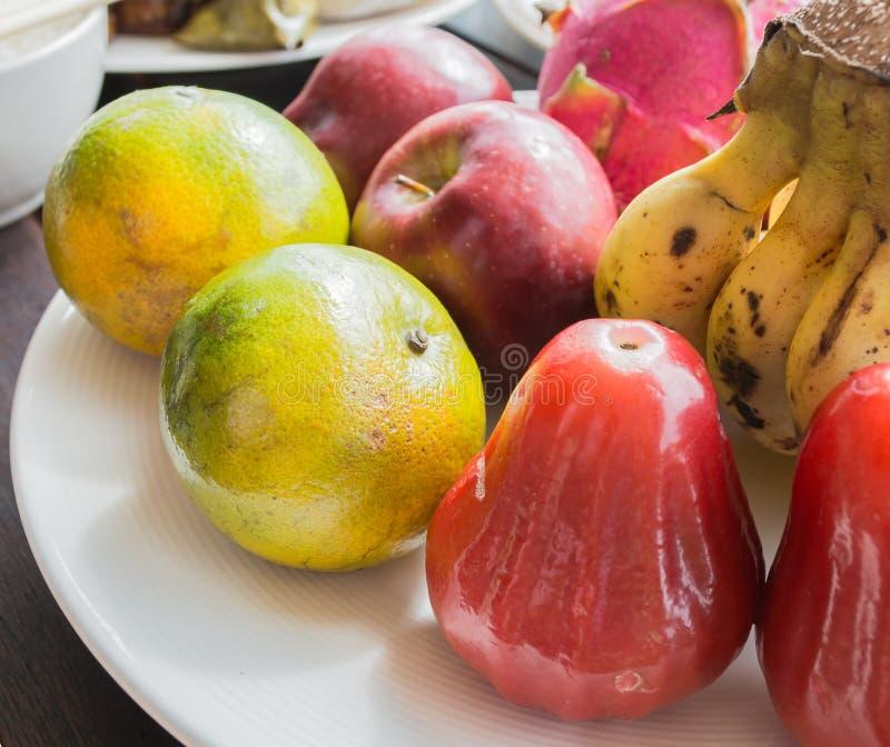 Fruit gai, fruits mélangés photographie stock