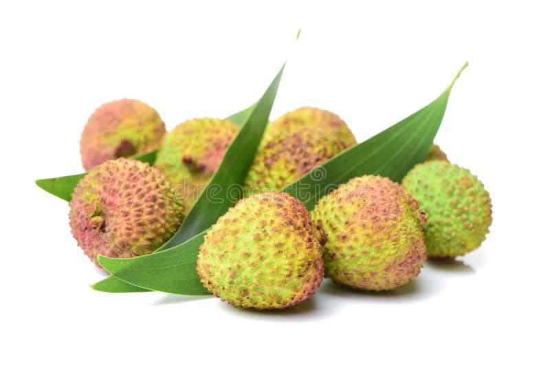 Fruit i de litchi photos stock