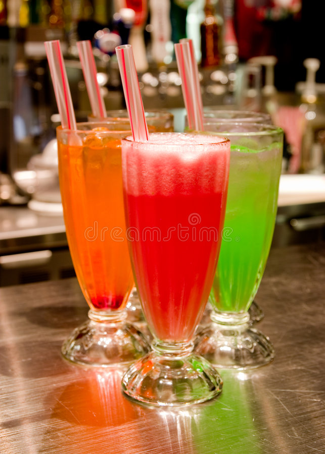 Fruit Juices stock images